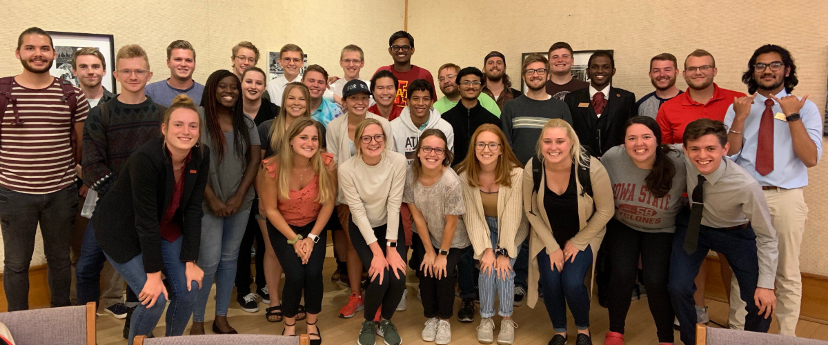 Meet the Legislative Branch of the Student Government