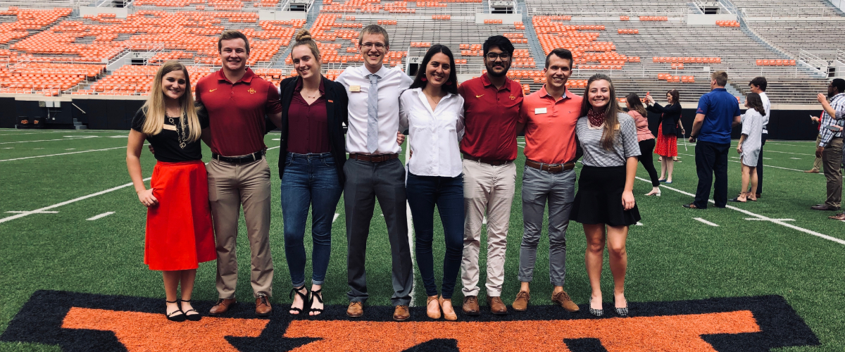 Student Government at the Big 12 Conference!