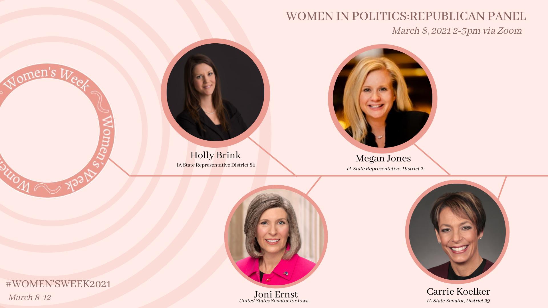 Women in Politics (Republican)